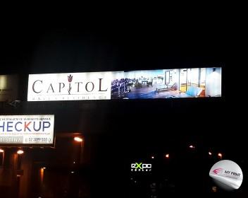Capitol zeleznicka
